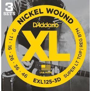 Daddario EXL 125 3D
