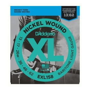 Daddario EXL 158