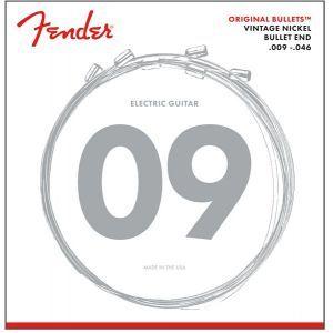 Fender 3150LR Pure Nickel Bullet End