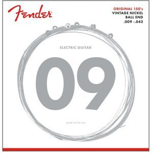 Fender Original 150L Pure Nickel Ball End 9-42