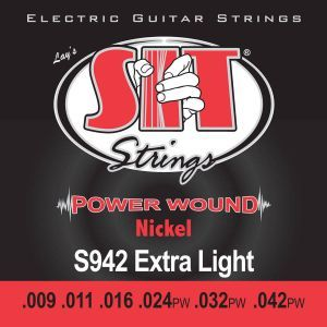 SIT S942 Extra Light 9 - 42