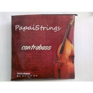 Corzi contrabas Papai Strings
