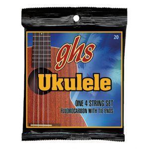 GHS 20 Ukulele Strings