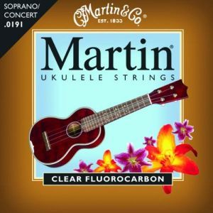 Corzi Ukulele Sopran/Concert Martin and Co M-600
