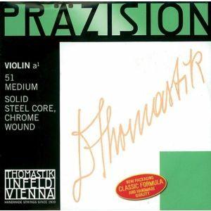 Corzi vioara Thomastik Präzision A Violin 51 Medium