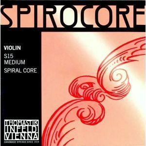Thomastik Spirocore Violin S15