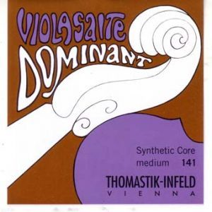 Corzi Viola Thomastik Infeld Violasaite Dominant Synthetic Core Medium 141