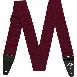 Fender Modern Tweed Strap Black/Red 2