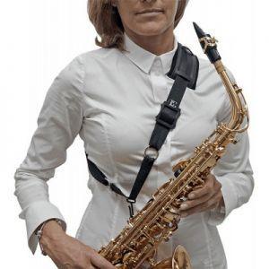 BG France S03M Alto/Tenor/Baritone Saxophone Strap