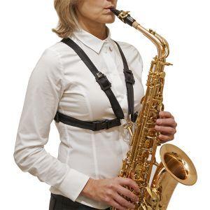 Curea Saxofon Femei BG France S44MSH
