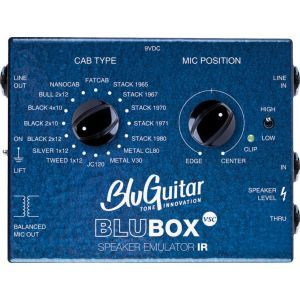 DI Box BluGuitar BluBox VSC