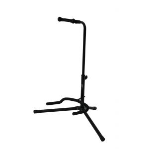 DIMAVERY Guitar Stand black, ECO