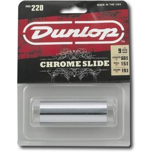 Dunlop Chromed Steel Guitar Slide