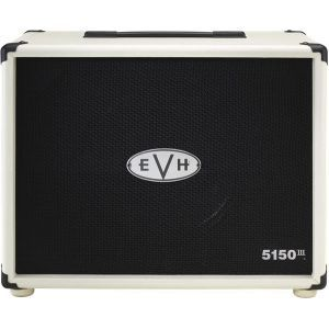 EVH 5150III 1x12 Cabinet Ivory