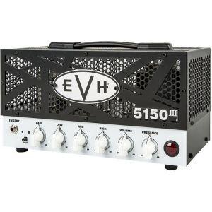 EVH 5150III 15W LBX Head Black and White