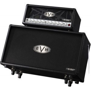 EVH 5150III 2x12 Cabinet Black