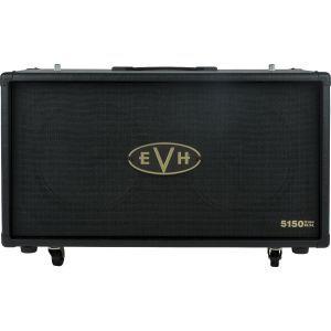 EVH 5150III EL34 2x12 Cabinet Black