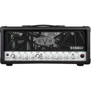 EVH 5150III 50W 6L6 Head Black