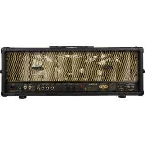 EVH 5150IIIS 100W EL34 Head Black and Gold Motif
