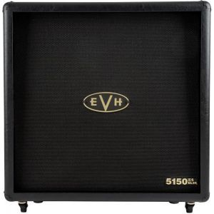 EVH 5150IIIS EL34 4x12 Cabinet Black