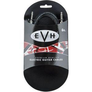 EVH Premium Guitar Cables Black