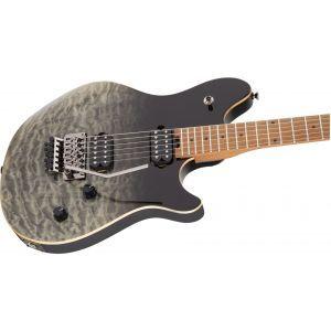 EVH Wolfgang WG Standard QM Black Fade