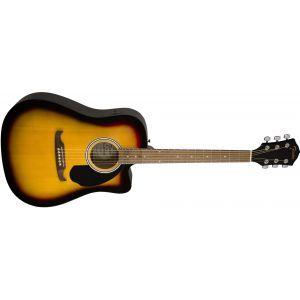 Chitara Electroacustica Fender FA 125 CE Sunburst
