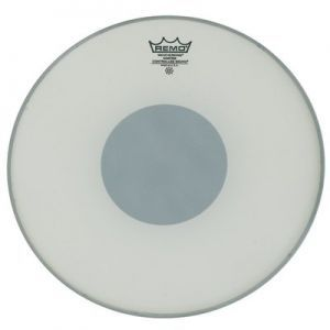 Remo Controlled Sound White Coated 14