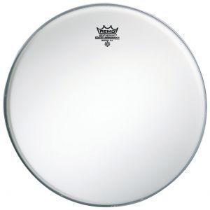 Remo Ambassador White Coated Bass Drum 18