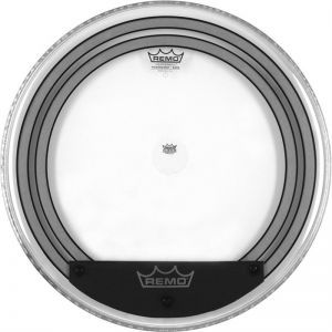 Fata Toba Remo Powersonic Clear Bass Drum 22