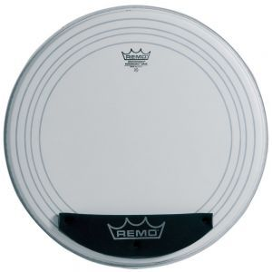 Remo Powersonic White Coated Bass Drum 22