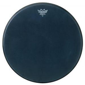 Remo Powerstroke Black Suede Bass Drum 22
