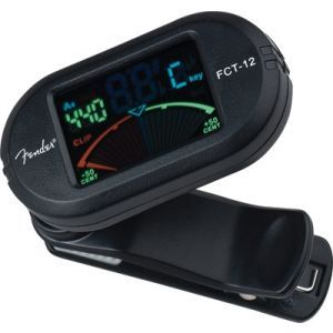 Tuner FCT 012 Color Chromatic Clip On