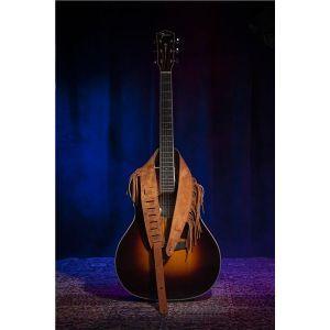 Fender Suede Fringe Strap Brown