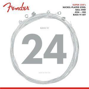 Fender Super 250 Bass VI Strings