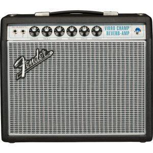 Fender 68 Custom Vibro Champ Reverb Black