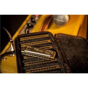 Fender Blues DeVille Harmonicas - 7-Pack with Case