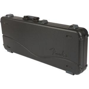 Fender Deluxe Molded Case – Stratocaster - Telecaster Black