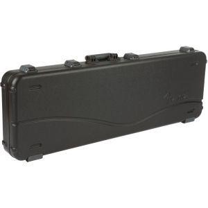 Fender Deluxe Molded Case – Left-Handed Electric Bass Black