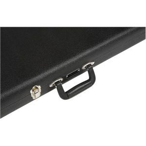 Fender G&G Standard Hardshell Case - Mustang - Jag-Stang - Cyclone - Duo-Sonic Black with Black Plush Interior
