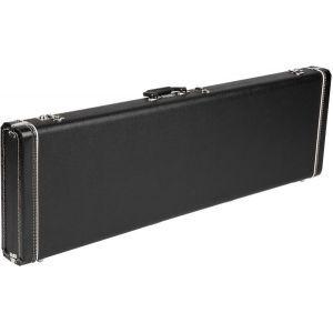Fender G&G Standard Hardshell Cases - Precision Bass Black with Black Plush Interior