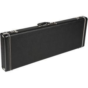 Fender G&G Standard Hardshell Cases - Stratocaster/Telecaster Black with Black Plush Interior
