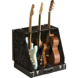 Fender Classic Series Case Stand - 3 Guitar Black