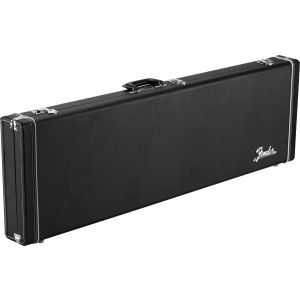 Fender Classic Series Wood Case - Mustang/Duo Sonic Black
