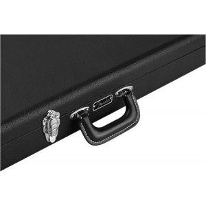 Fender Classic Series Case - Precision Bass/Jazz Bass Black