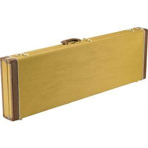Fender Classic Series Case - Precision Bass/Jazz Bass Tweed