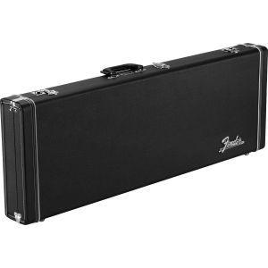 Fender Classic Series Wood Case - Strat/Tele Black