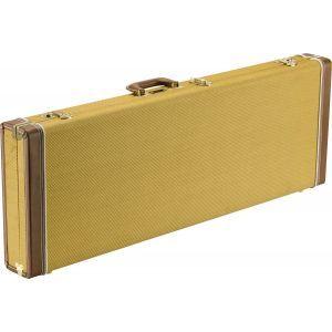 Fender Classic Series Wood Case - Strat/Tele Tweed