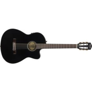 Fender CN-140SCE Black