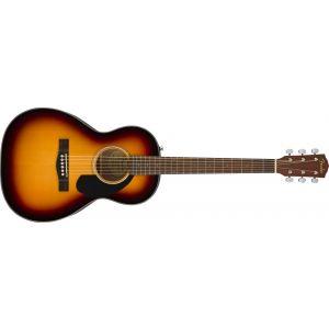 Fender CP-60S Parlor 3-Color Sunburst